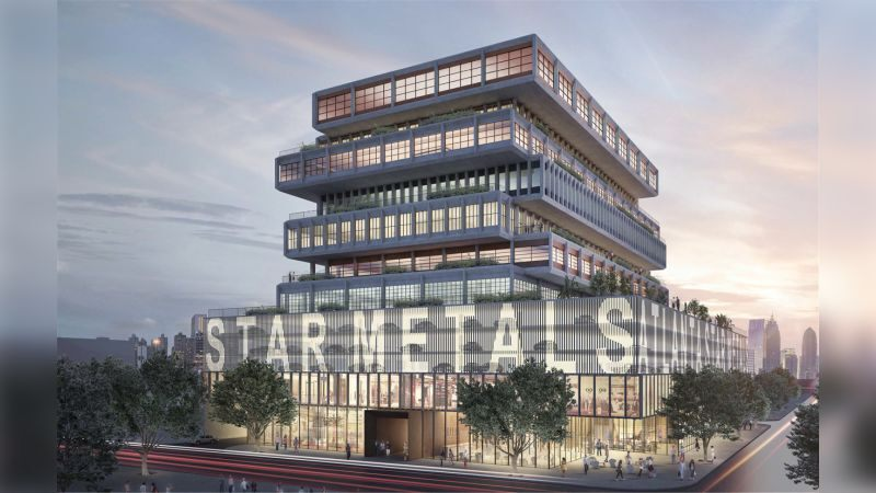 Star Metals - Office - Lease