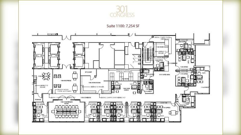 Temple-Inland Building - Office - Sublease