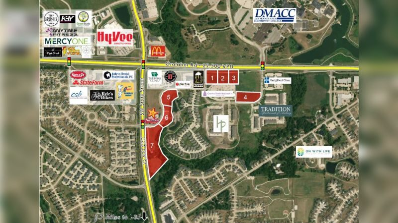 Campustown Developement - Land, Retail - SaleLease, Lease