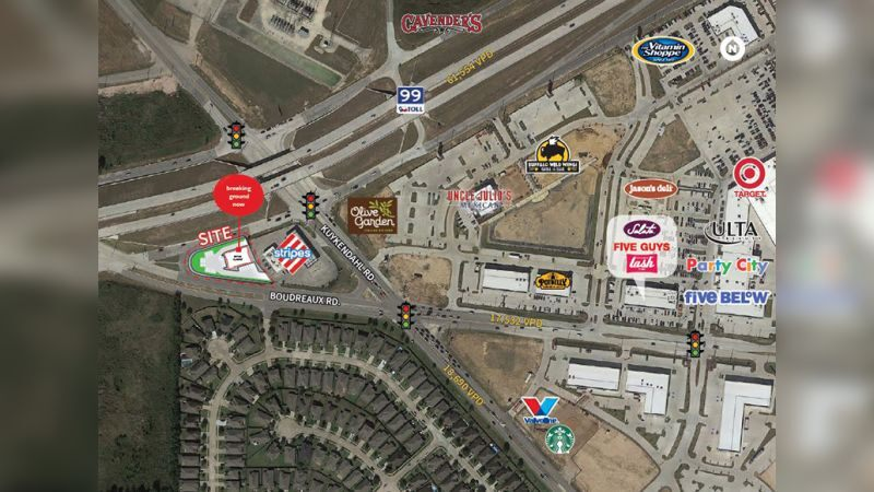 SH 99 and Spring Stuebner Road - Retail - Lease