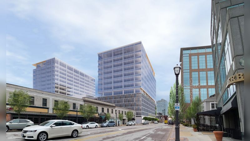Forsyth Pointe - Office - Lease