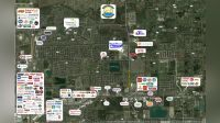 Cullen Blvd and Hughes Ranch Road - Retail - Sale