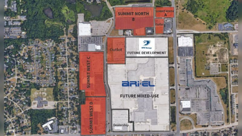 Summit Place North & West - Retail - Sale