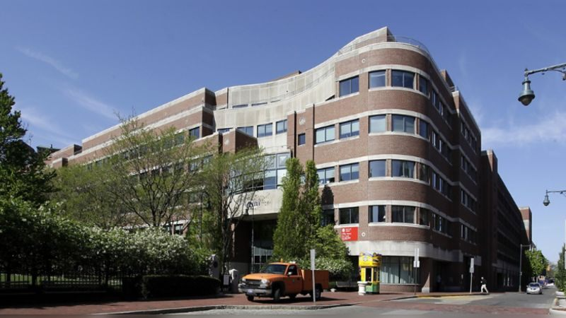 One Charles Park - Office - Lease