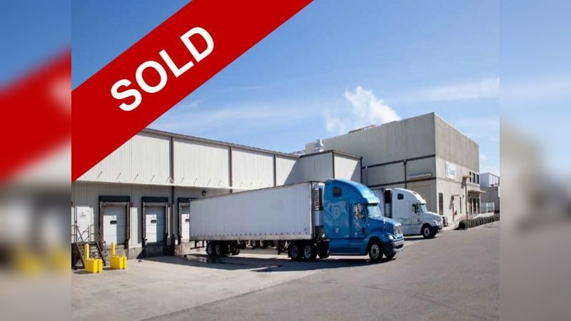 Richmond Cold Storage - Industrial - Sale