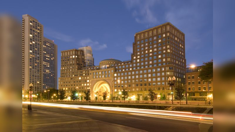 50 Rowes Wharf - Office - Lease