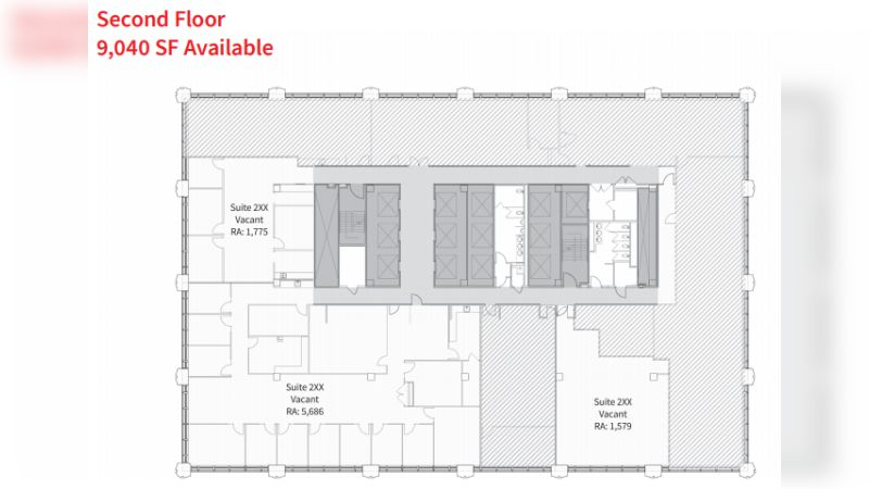 Continental Plaza - Office - Lease