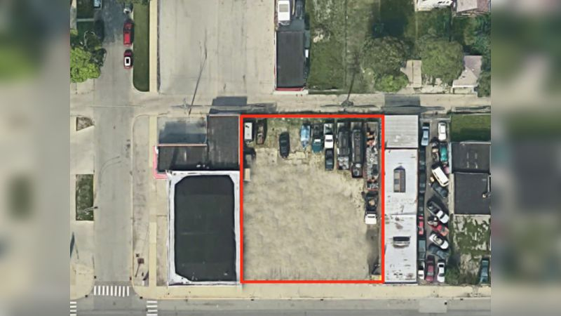 1236 S Cicero Ave - Land - Sale