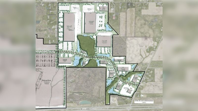 New Albany International Business Park - Land - Sale