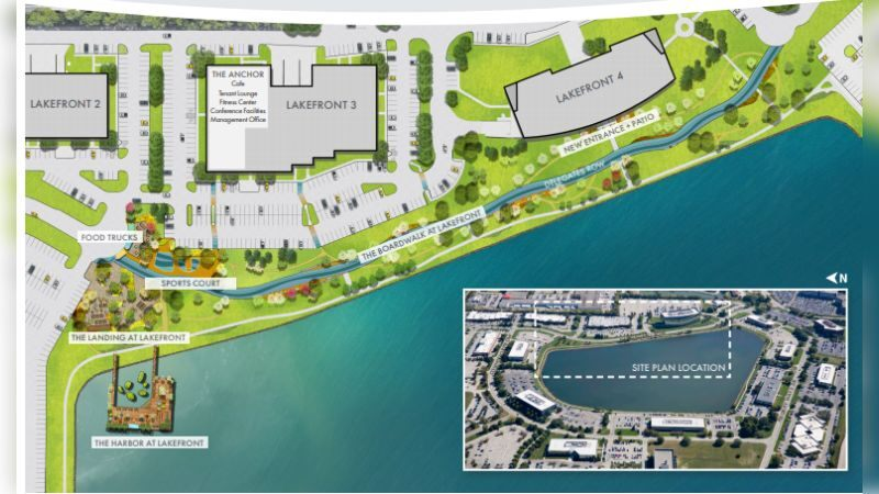 Lakefront 3 - Office - Lease