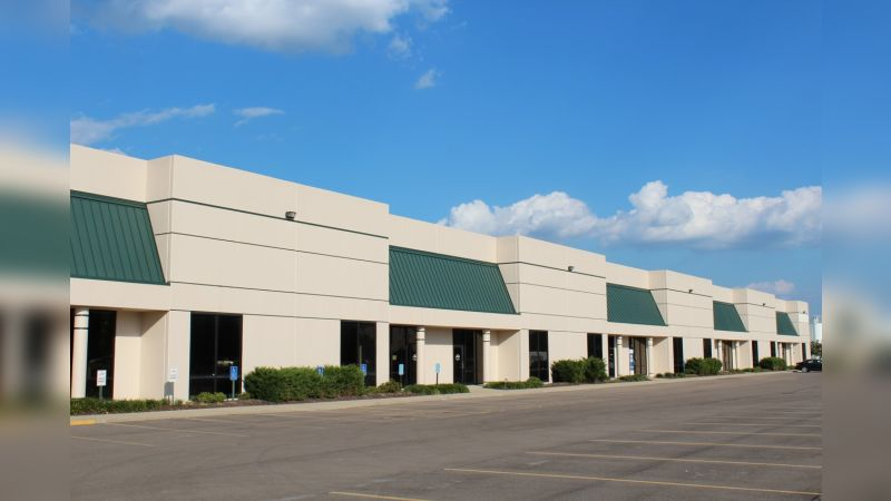 Fairfield Business Center - Bldg E - Industrial - Lease