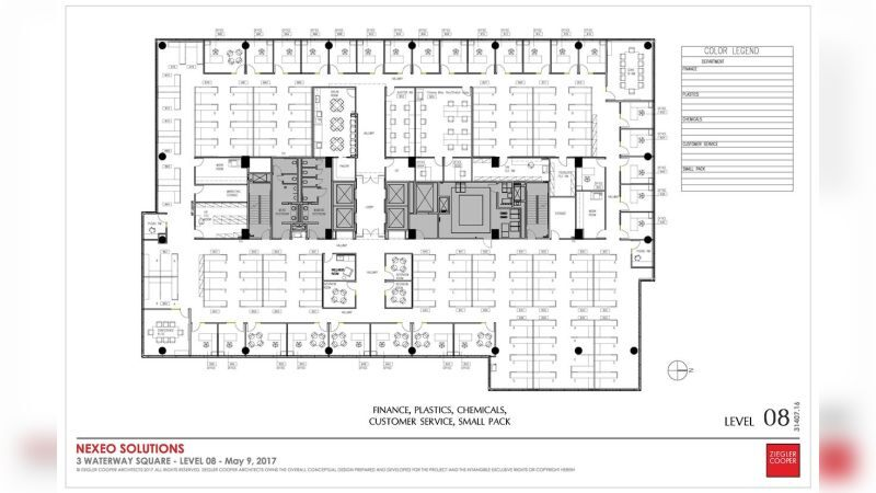 3 Waterway Square Place - Office - Sublease