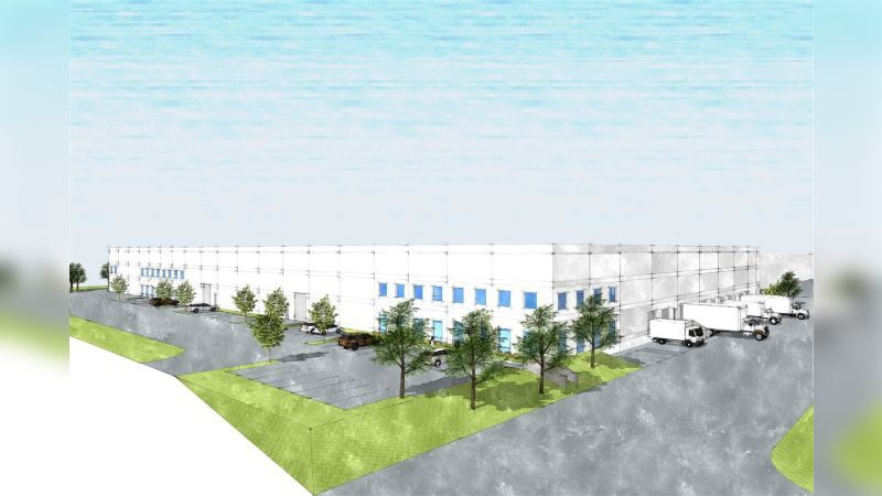 The Campus - Bldg 3 - Industrial - Lease