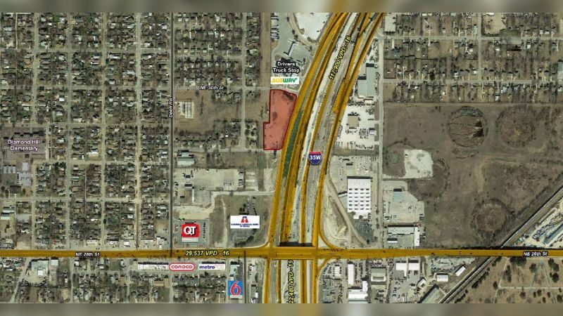 2542 North Freeway - Retail - Lease, Sale