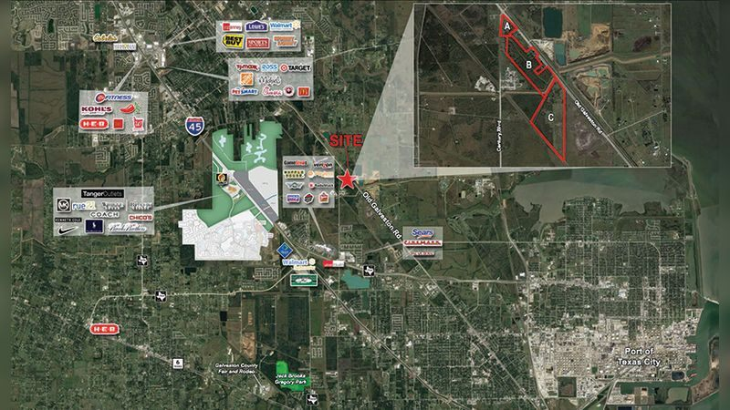 Hwy 3 and Century Blvd - Land - Sale