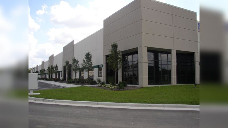 First Park of West Chester - IV - Industrial - Lease