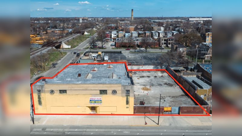 4540 W Madison St - Industrial - Sale