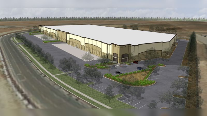 Napa Commerce Center Bldg H - Industrial - Lease