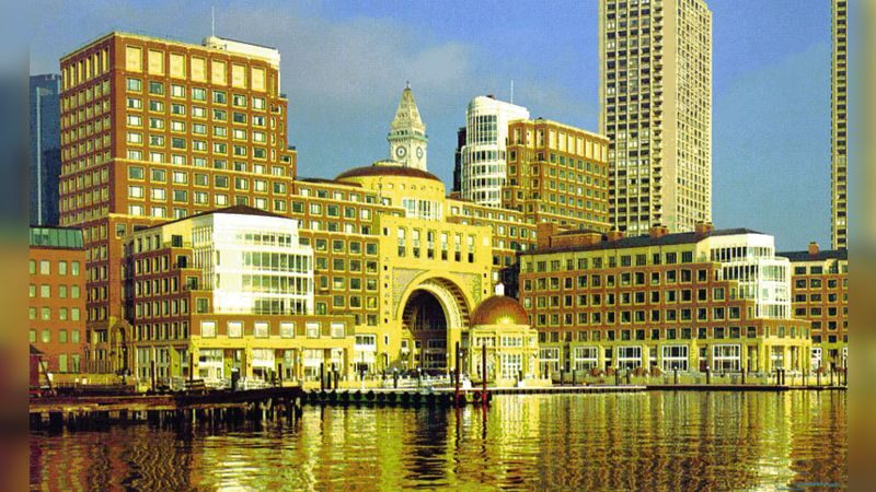 Central Wharf Building - Office - Lease