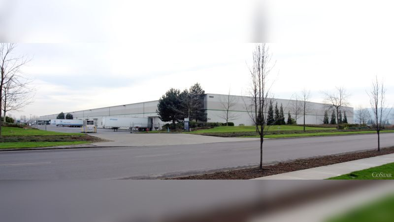 Kelley Point Distribution Center - Building 1 - Industrial - Lease