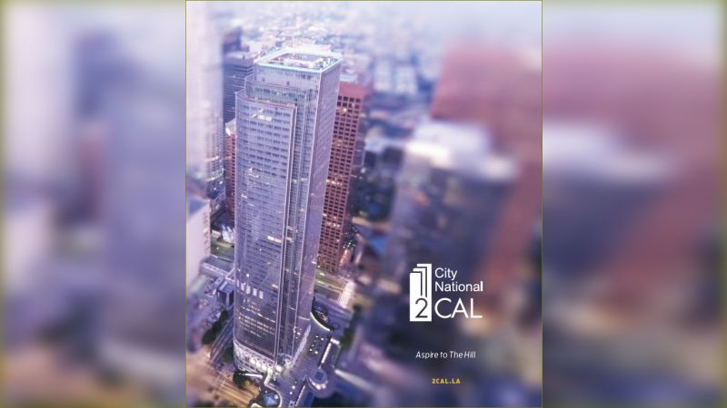 Two California Plaza - Office - Lease