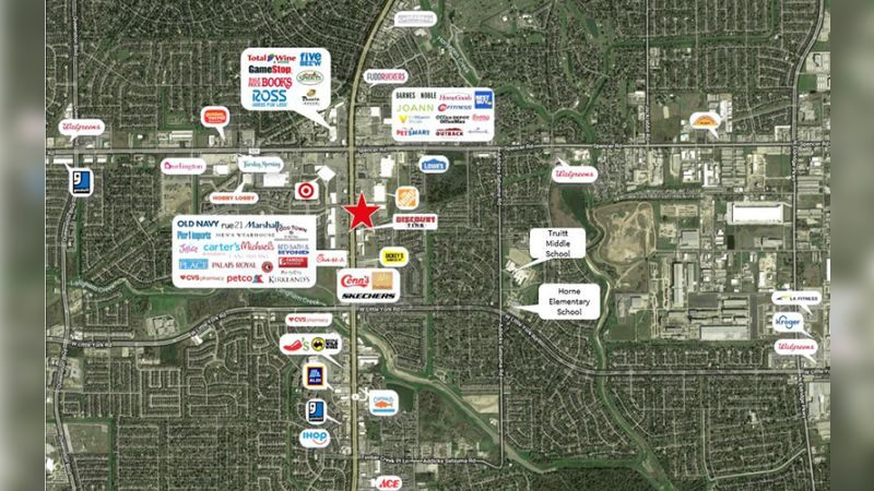 6608-F Highway 6 N - Retail - Sublease