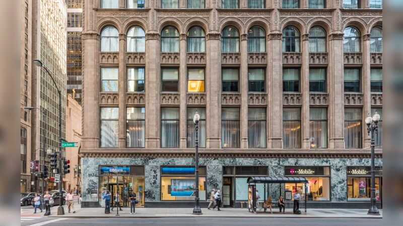 11 S State Street - Retail - Lease