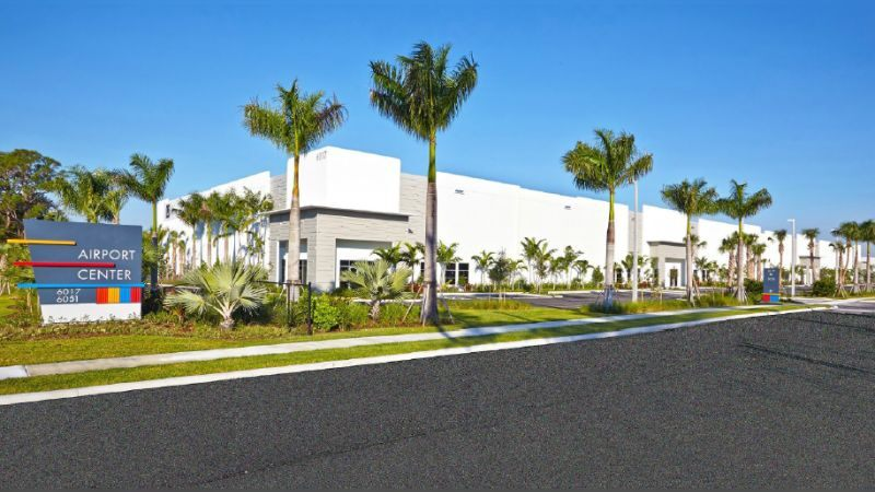 Prologis Airport Center - Industrial - Lease