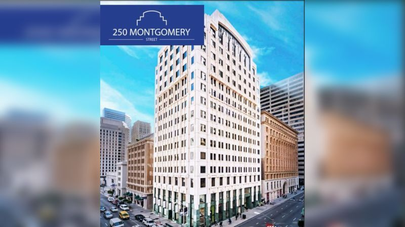 250 Montgomery - Office - Lease