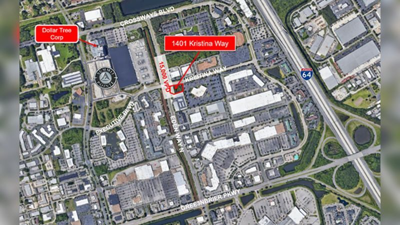 1401 Kristina Way - Retail - Sale