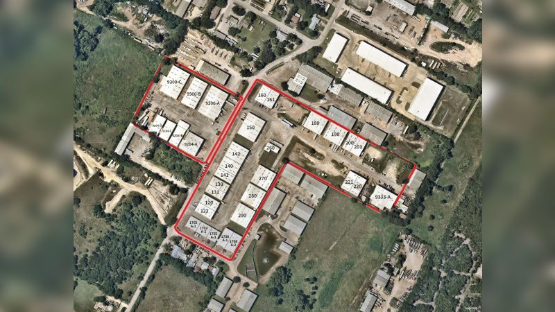 9300 Brown Lane - Industrial - Sale