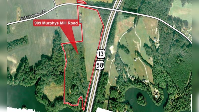 909 Murphys Mill Rd - Land - Sale
