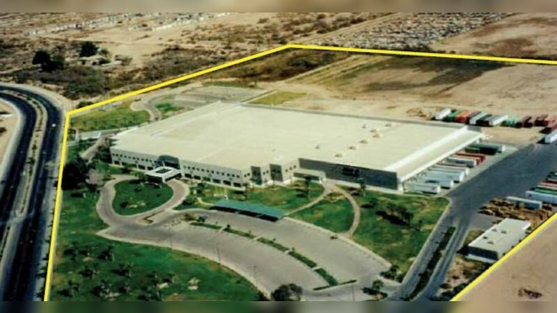 Qisda Mexicali - Industrial - Lease