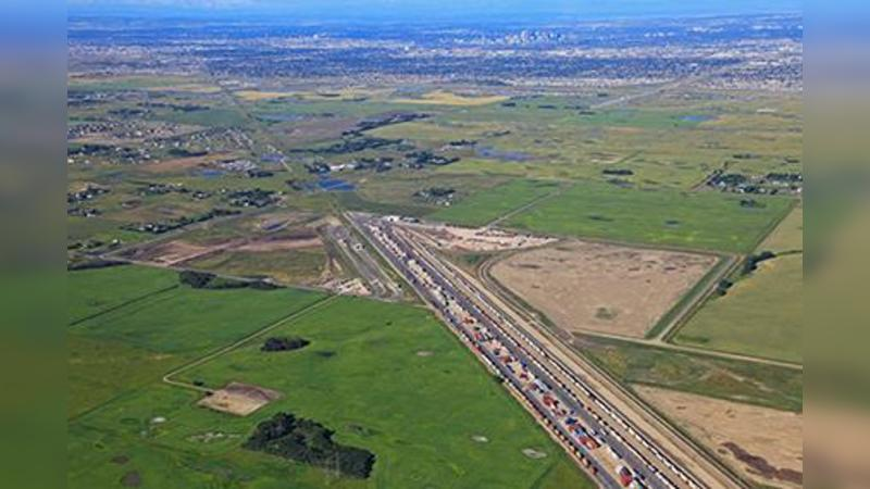 LAND FOR SALE Calgary Logistics Park - Land - Sale
