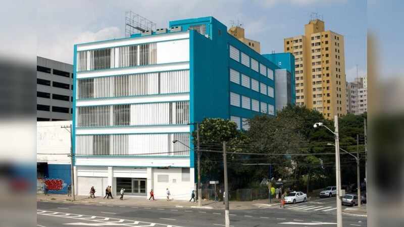 Ed. Parque Dom Pedro II - Office - Lease