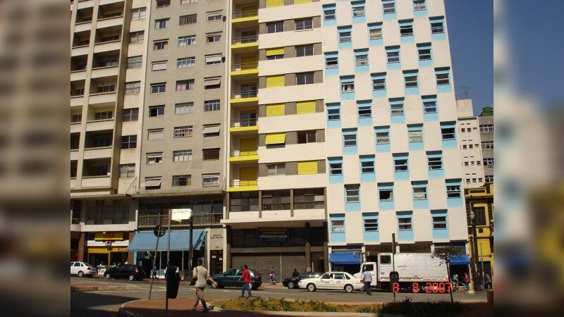 Loja comercial no Largo do Arouche - Retail - Lease