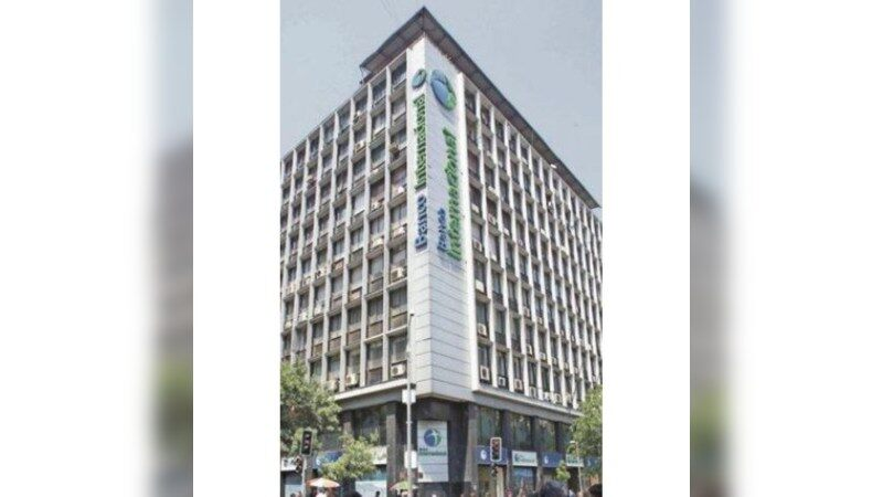 Edificio Banco Internacional  - Office - Lease