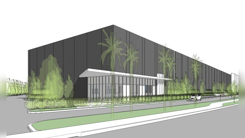 Delta Link, 7939 Huston Road, Delta - Industrial - Lease