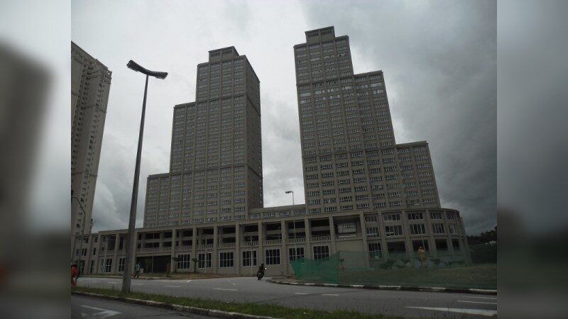 Conjunto Comercial no AlphaSquare - Torre City - Office - Lease