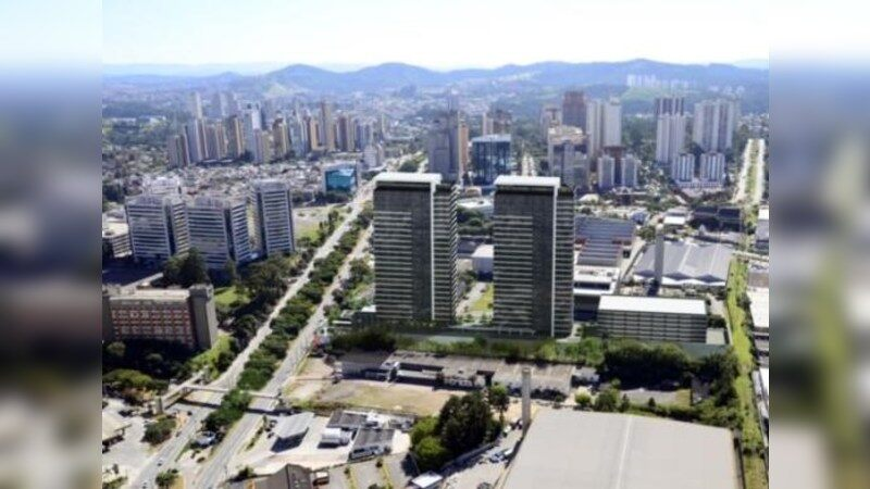 West Tower - 14º andar - Torre A - Office - Lease