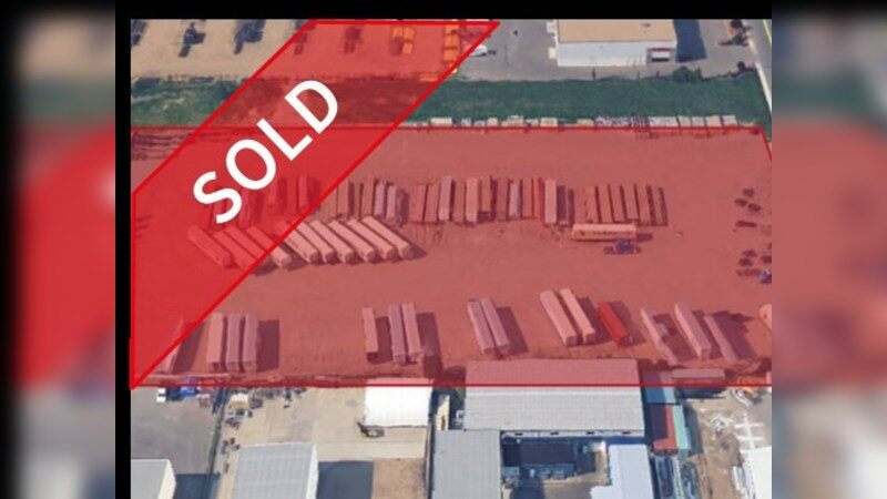 Industrial Land for Sale or Sale/Leaseback - Land - Sale