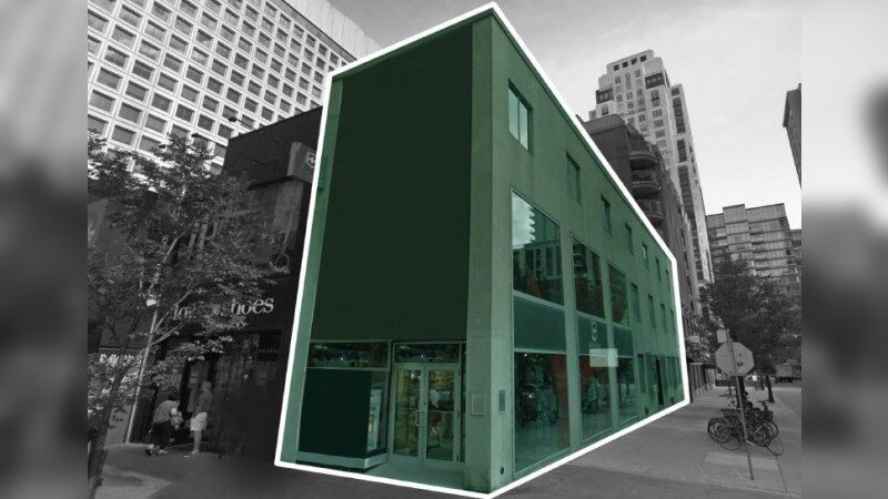 95A Bloor Street West - Retail - Sublease