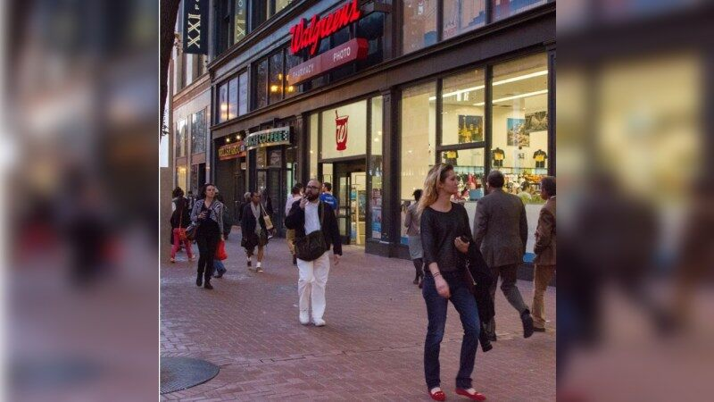 Walgreens 13669 - MARKET ST - San Francisco, CA - Retail - Lease