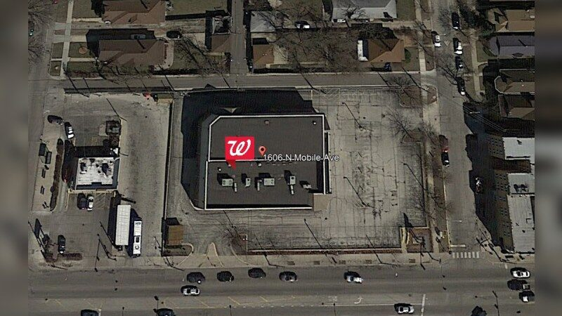 Walgreens 4152 - N MOBILE AVE - Chicago, IL - Retail - Lease
