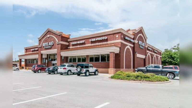 Walgreens 19429 - ARENDELL STREET - Morehead City, NC - Retail - Lease