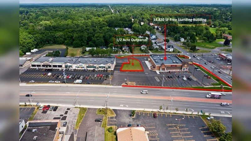 Walgreens 9665 - W RIDGE RD - Rochester, NY - Retail - Lease