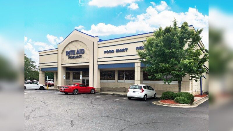 Walgreens 19669 - 2101 Stantonsburg Road - Greenville, NC - Retail - Lease