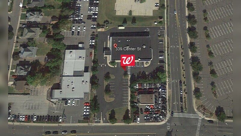 Walgreens 19835 - 335 CENTER STREET -  Manchester, CT - Retail - Lease