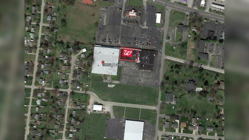 Walgreens 18008 - 3026 E 4TH STREET - Owensboro, KY - Retail - Lease
