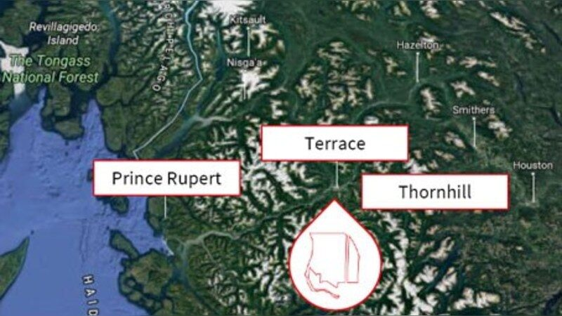 FOR SALE: Thornill, BC Land - Land off Highway 37 - Land - Sale